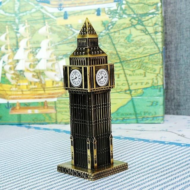 High End Domineering London Big Ben Model Classical Home Adornment Big Ben  Model British Furniture