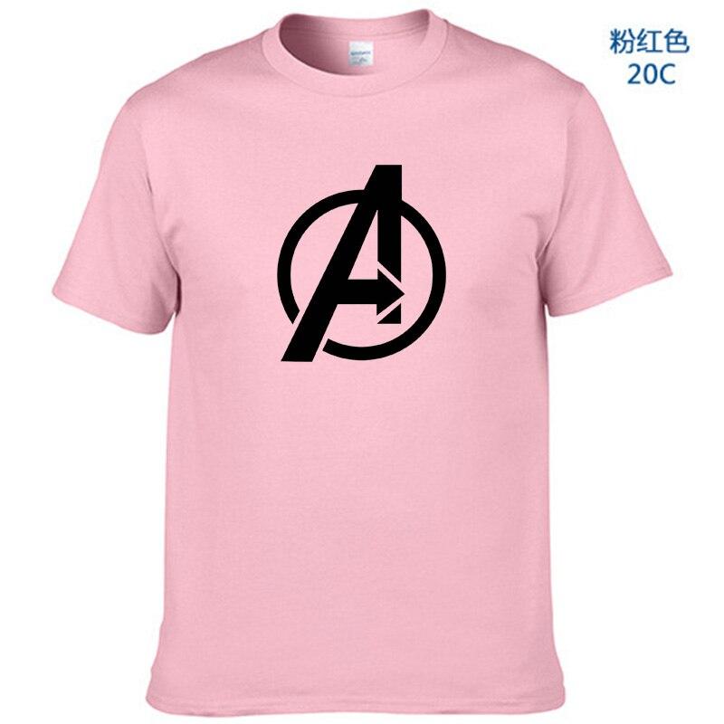 Herrenbekleidung & Zubehör Symbol Der Marke Marvel The Avengers Iron Man T Shirt Tony Superman Geschenk Hemd Lustige Top Tees Baumwolle Casual T-shirt T-shirts