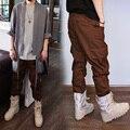 Calças corredores De Carga Militar para Homens dos homens de alta Qualidade multi bolso Macacão táticas Calças de Camuflagem Do Exército fashion