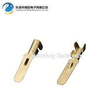 100 PCS DJ611-C3.5A all copper terminal harness patch 3.5 series Pin