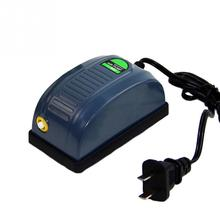High quality SD-900 2.5W 220-240V 2.0L/min Super Silent Adjustable Aquarium Air Pump Fish Tank Oxygen Air Pump EU/US Plug