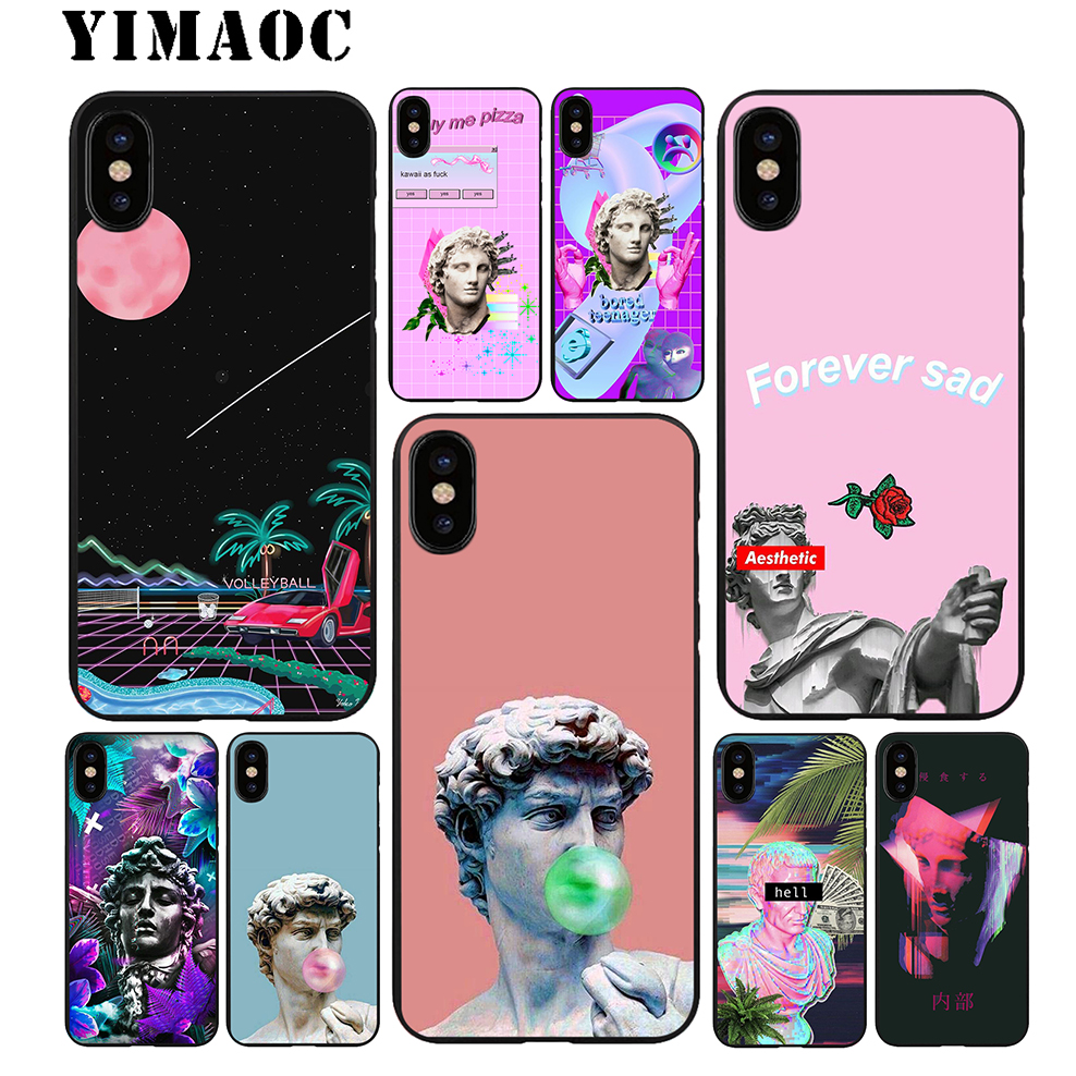 Cellphones & Telecommunications Supply Maiyaca Funny Space Love Moon Astronaut Pizza Cat Black Tpu Soft Phone Cover For Iphone X Xs Max 6 6s 7 7plus 8 8plus 5 5s Xr