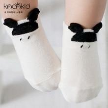 Hot Sales Newborn Cotton Non Slip Baby Socks 100 Cotton Autum Winter Infant Cartoon Socks With