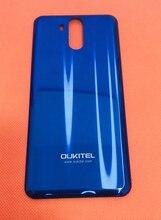 Original Zurück batterie shell fall für Oukitel K6 MT6763 Octa Kern Kostenloser versand