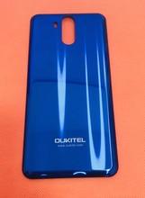 غلاف بطارية خلفي أصلي لهاتف Oukitel K6 MT6763 ثماني النواة شحن مجاني