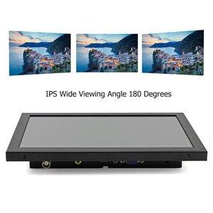Image 4 - לelecrow פטל pi מגע מסך 10.1 אינץ תצוגת IPS LCD 1280x800 מלא HD צג TFT VGA LCD HDMI מובנה 3 אינץ רמקול