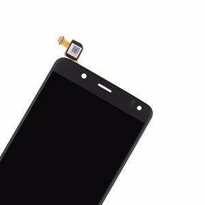 """Image 5 - מתאים עבור BQ Aquaris V תצוגה עם מסך מגע digitizer עבור BQ U2 U2 לייט LCD מסך Accessroeis 5.2"""" משלוח חינם"""