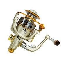 WALK FISH Hot Wheels Fish Spinning Reel 5.5:1 12BB Carretilhas de pescaria molinete Fishing Reel Accessories JX1000-7000series