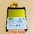 Bateria bateria de alta qualidade para sony xperia z1 c6903 l39h l39t l39u z 1 bateria bateria do telefone móvel para sony z1 c6902 + ferramenta