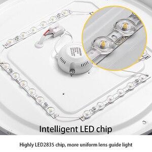 Image 5 - 50W מודרני עמיד למים LED תקרת אור גן בחוץ מרפסת אמבטיה וילה מבואת תקרת אור לבית תאורה