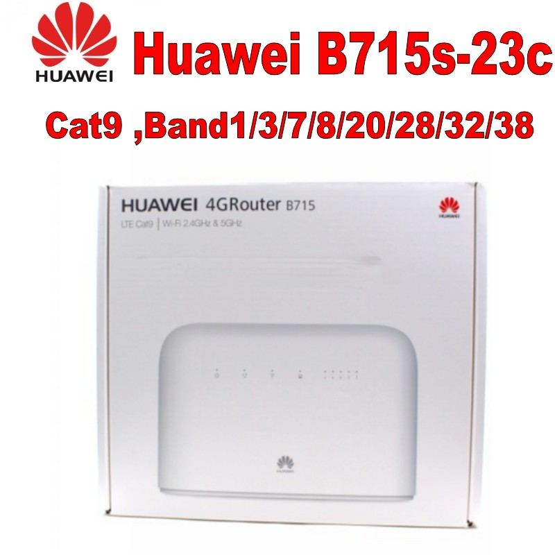 Huawei B715s-23c 4G LTE CAT9 Mo