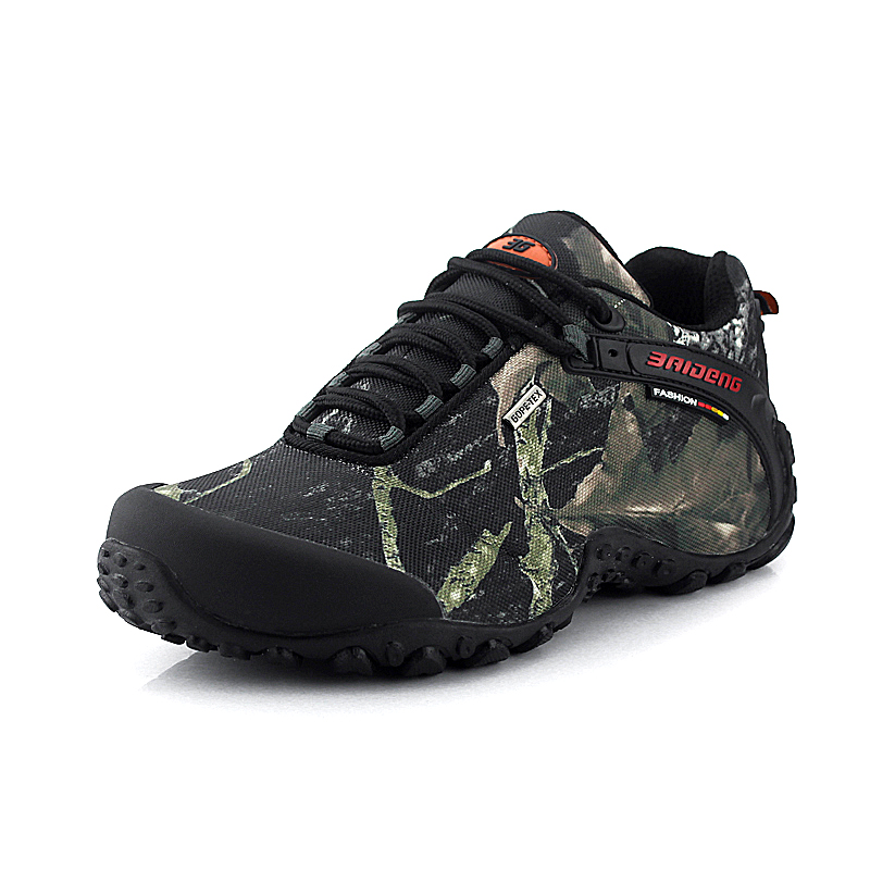 2017 Man Outdoor Hiking Shoes Breathable Athletic Trekking Waterproof Boots Sports Climbing Walking Sneskers Large FREE SOLDIER 2016 man women s brand hiking shoes climbing outdoor waterproof river trekking shoes