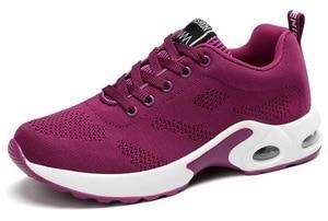 Image 3 - Akexiya Zapatillas de correr para hombre y mujer, talla 35 40, para invierno y primavera