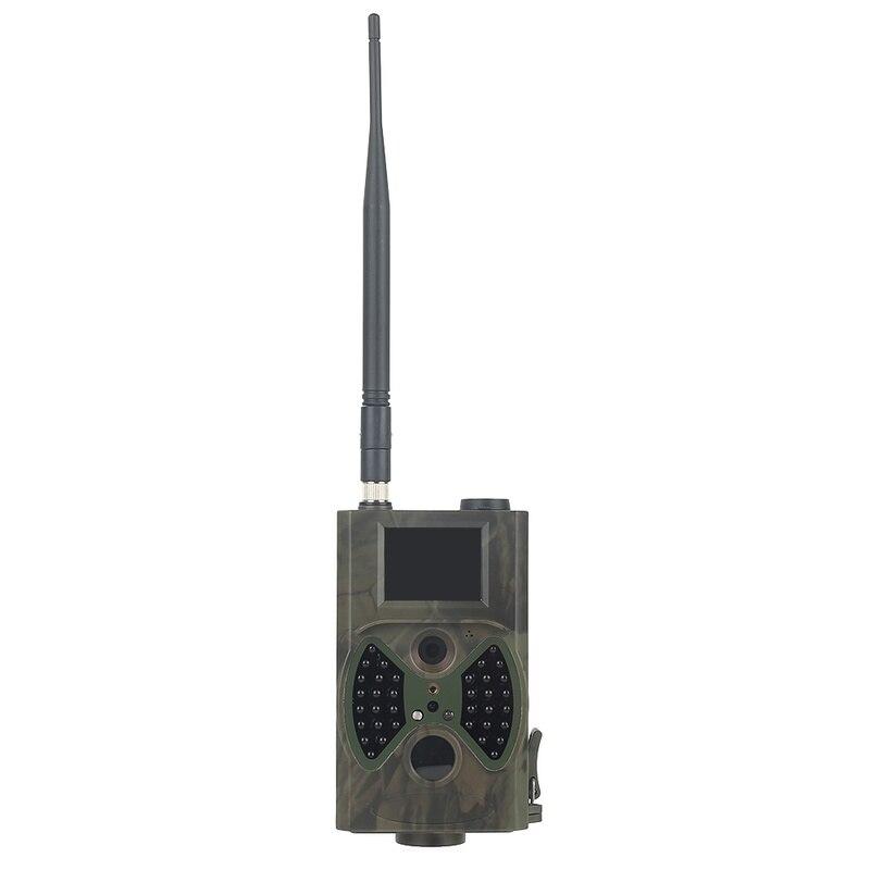 HC300M 12MP 1080P 940nm caméras de sentier MMS GPRS caméra de chasse de scoutisme photopièges caméras de chasseur caméra de Vision nocturne de la faune - 5