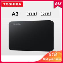 TOSHIBA Canvio Basics HDD 2 5 A3 USB 3 0 External Hard Drive 2TB 1TB Portable Hard Disk externo disco duro externo Hard Drive tanie tanio Zewnętrznych 5400 obr 2 5 w ZŁĄCZE USB 3 0 Desktop Laptop Server Stock Brak 2015 6 GB s 78mm x 109mm x 14mm Three years warranty