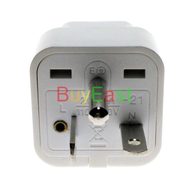 10 PCS North American NEMA 6 20P US Electrical Plug Adapter Multi ...