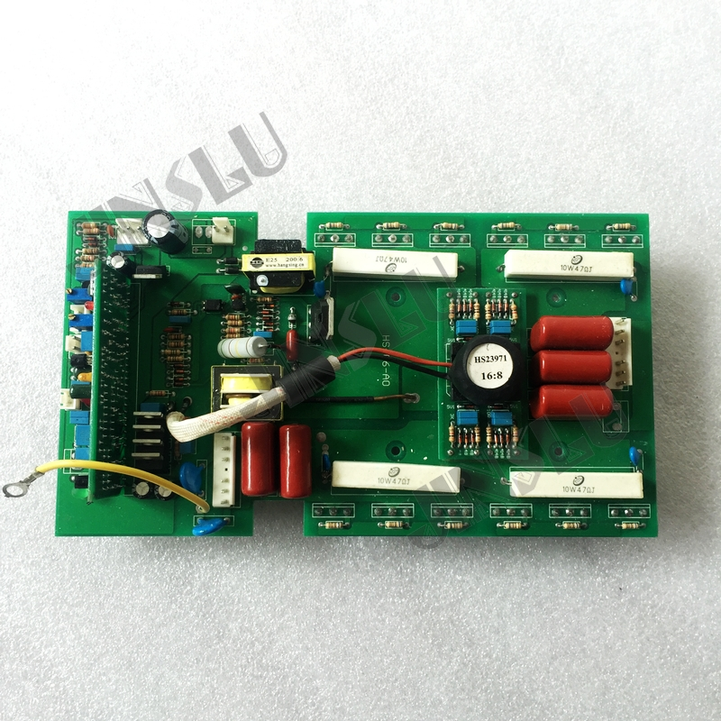 unit ARC200 upper power PCB  for MOSFET inverter welding machines 8 pcs field tube welding inverter upper plate display argon arc welding inverter tig hand welding arc is used