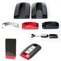 Автомобильный чехол для ключей с дистанционным управлением  чехол для Nissan Altima GTR Juke Maxima Murano Note Quest Frontier/для Infiniti и т. д. углеродное волокно