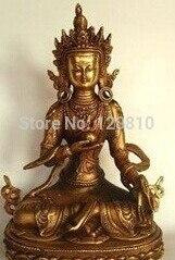Chinese bronze statue Brush Pot Eight Immortals