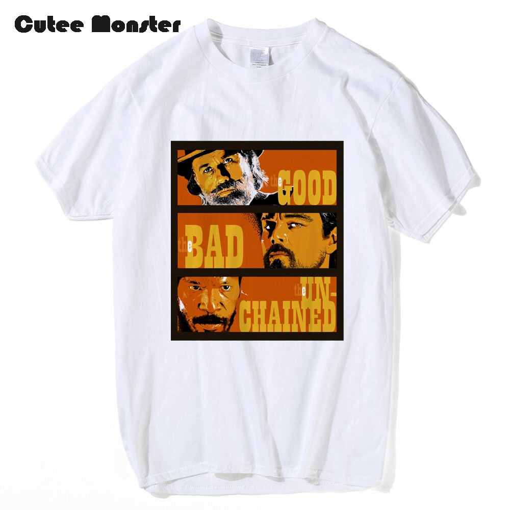 the-good-the-bad-the-unchained-t-shirt-2018-summer-django-unchained-printed-tees-quentin-font-b-tarantino-b-font-t-shirt-3xl