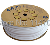 """CCK 3/8"""" OD PE Polyethylene Tubing One Roll 150M NSF 5 Colors in option"""