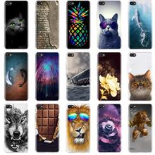 Case For Meizu U20 U10 Cover 3D Funda