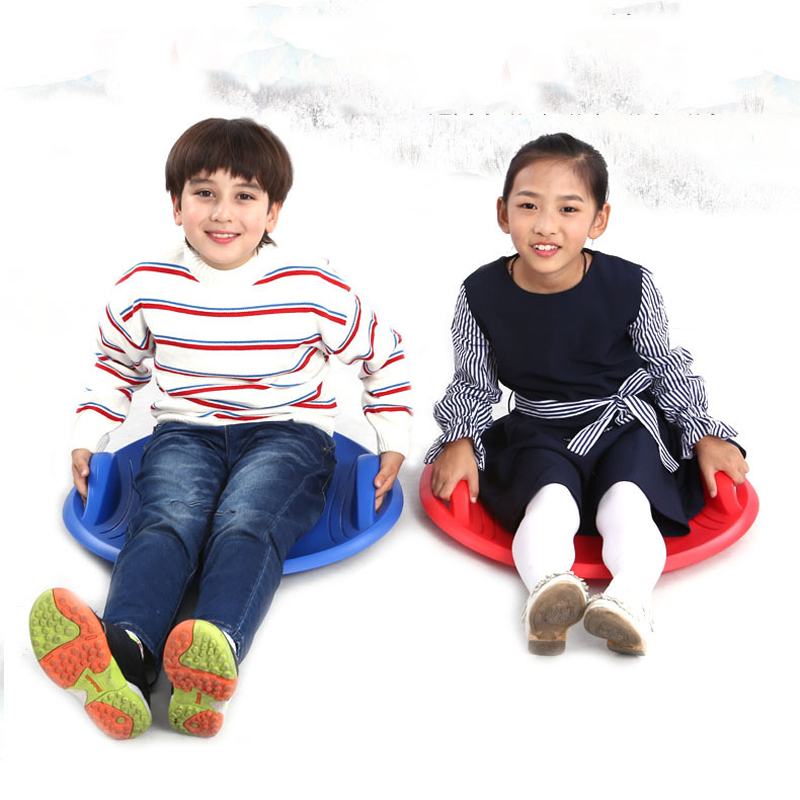 Flying Carpet Snow Tube For Kids Adults Outdoor Heavy Duty Snow Sled Skiing Sledge Ski Board Snow Tire Slippery Grass Sand Float