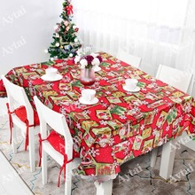 Amazing Christmas Tablecloth