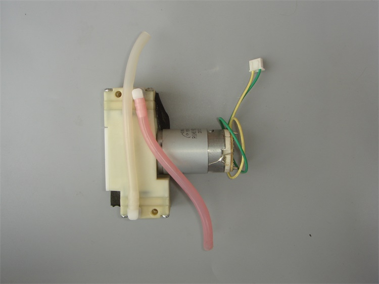 50 Teile/los Dc 12 V-15 V Doppelkopf Micro Vakuumpumpe Saugleistung Membranpumpe Mit Silikonschlauch Festsetzung Der Preise Nach ProduktqualitäT Pumpen