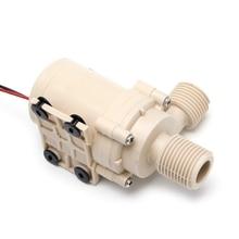 מאוד עמיד 12V שמש צוללת חמה מים משאבת זרימת 212 תואר F Brushless מנוע גבוהה לחץ