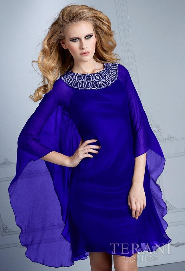 Aliexpress.com : Buy Elegant Jacket Dresses 2017 New Half Sleeve ...