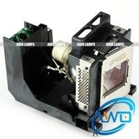 AWO 100% Originele Projector Lamp PDG-DHT8000L | DHT8000 UHP Lamp met Behuizing voor SANYO Lamp 610-350-6814/LMP145