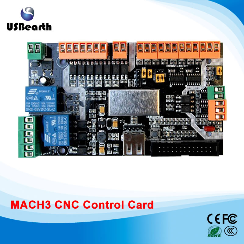 ФОТО DIY CNC Laser CNC USBCNC jade cnc machinery 3-axis 4-axis control cards can be replaced MACH3