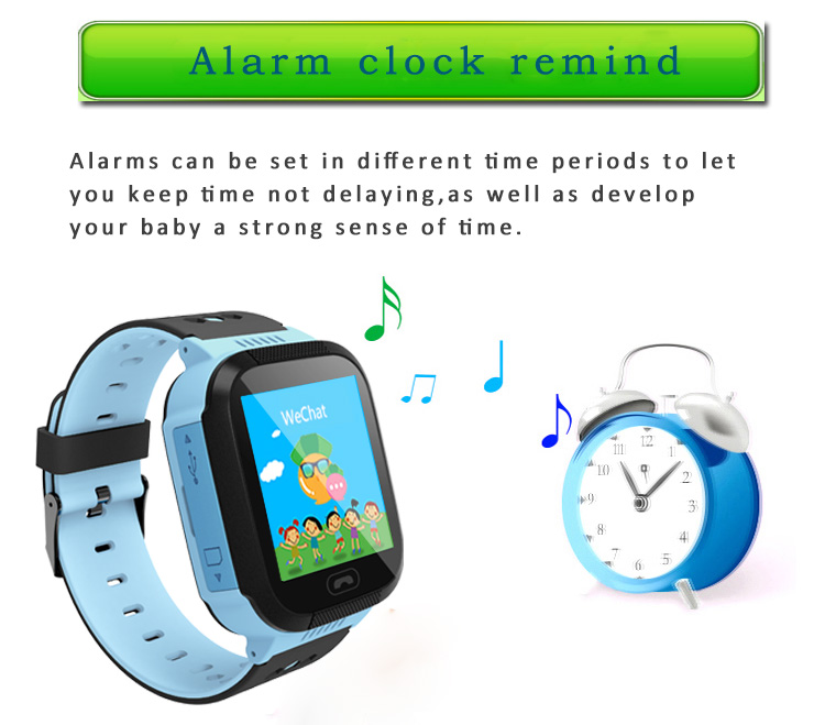 MOCRUX Q527 Smart watch Children Kid Wristwatch SOS GSM Locator Tracker Anti-Lost Safe Smartwatch Child Guard for iOS Android (15)