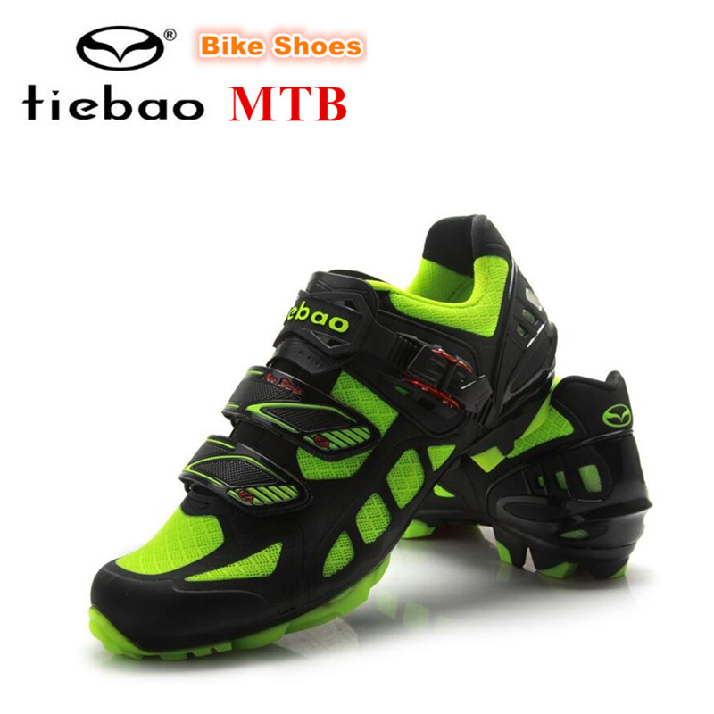 Tiebao Cycling Shoes men Mountain Bike Shoes sapatilha ciclismo mtb zapatillas deportivas mujer Bicycle Shoes sneakers women цены