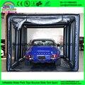 2015 melhor popular inflável cabine de pulverizador grow tent car garage tendas