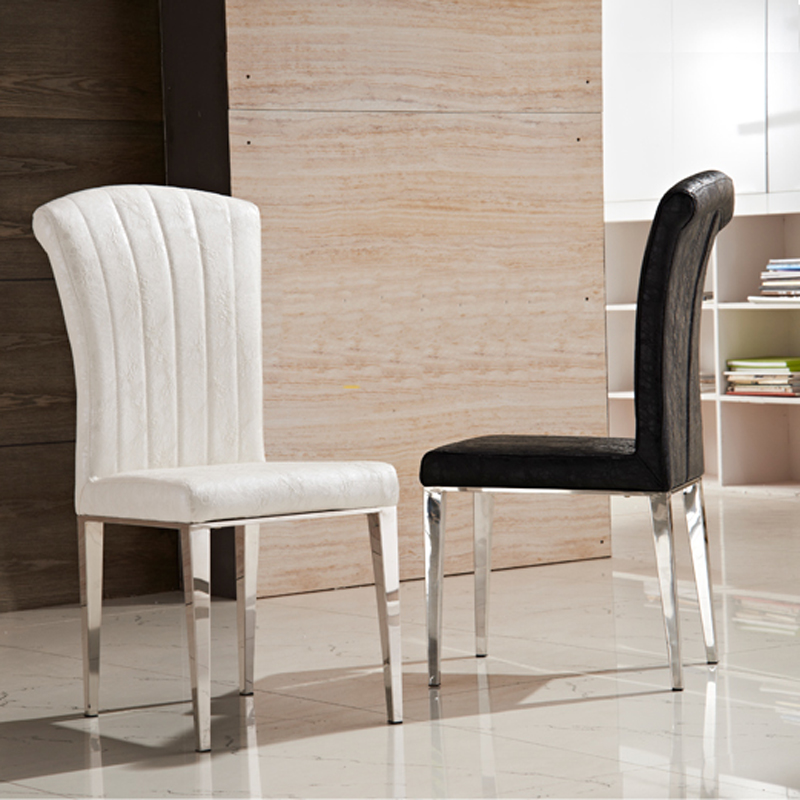 stainless steel dining room chairs | Aliexpress.com : Buy Fashion Classic chair Stainless steel ...