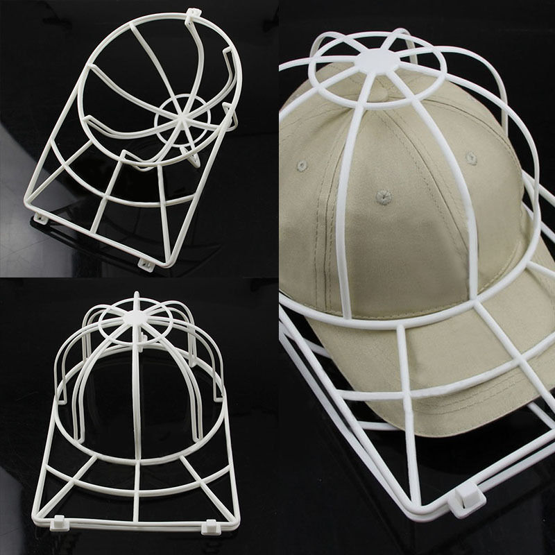 Cap Washing Cage Baseball Hat Washer Frame Hat Shaper Drying Race-in ...