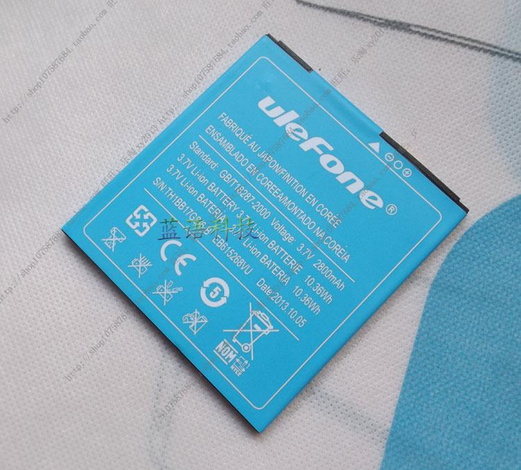 New Original P6/P92/P6+ Battery For 6inch Star Ulefone P6,P6+,P92 Smart Phone FREE SHIPPING with Tracking Number