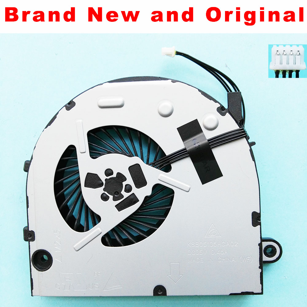 Fans & Cooling Computer Components Search For Flights New Original Cpu Fan For Lenovo B40 E40 B40-30 B40-45 B40-70 B50-30 B50 Cpu Cooling Fan Cooler Ksb05105hca02 High Resilience