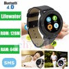Original S366 Bluetooth 4.0 Wrist Phone Mate Smart Watch Pedometer HD Smartwatch Touch Screen Sports Wristwatch for Android IOS