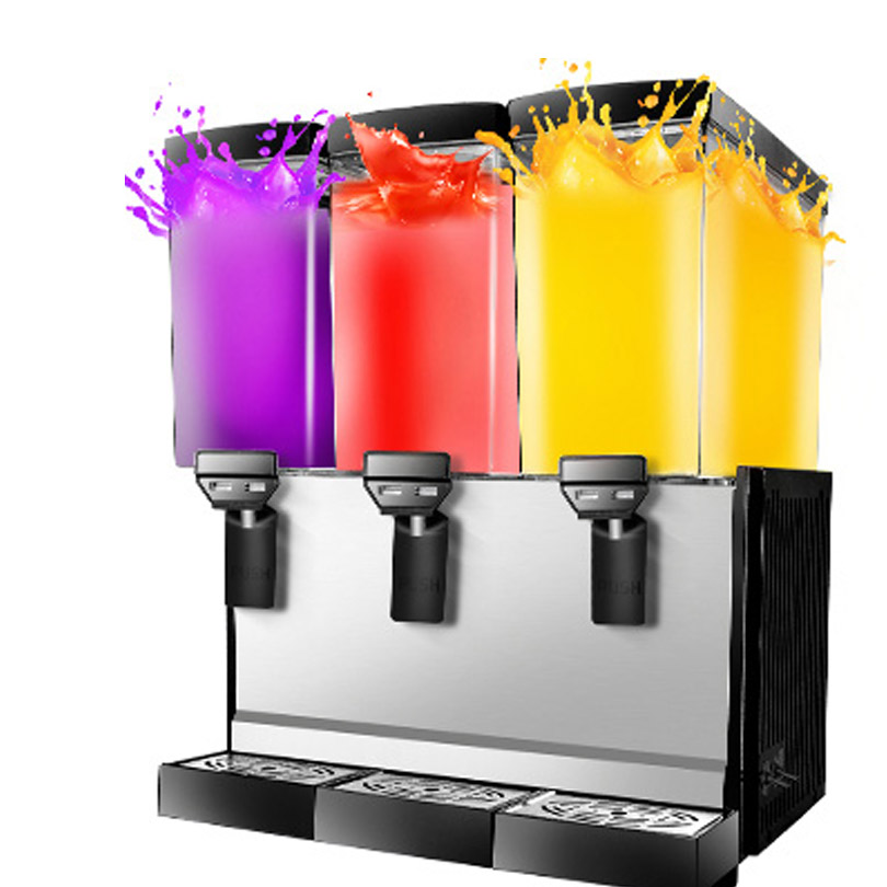 Ice cold juice Dispenser Beverage Machine Mini Juice Dispenser Beer Machine slush machine for sale