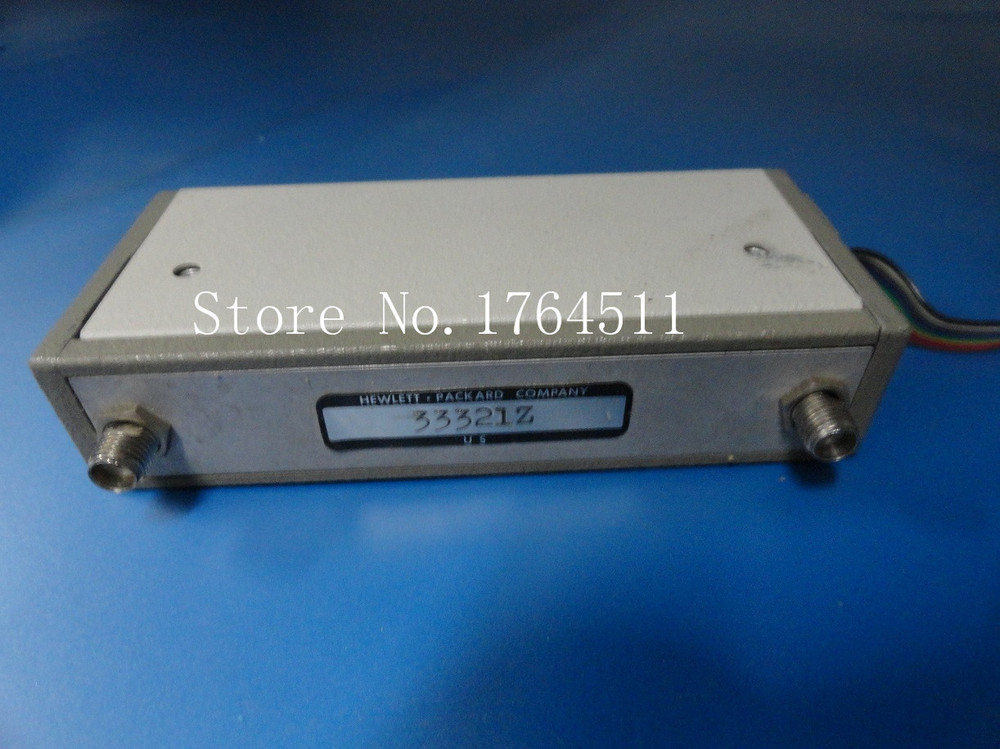 [BELLA] Original33321Z DC-4GHZ 70dB 24V Programmable Step Attenuator