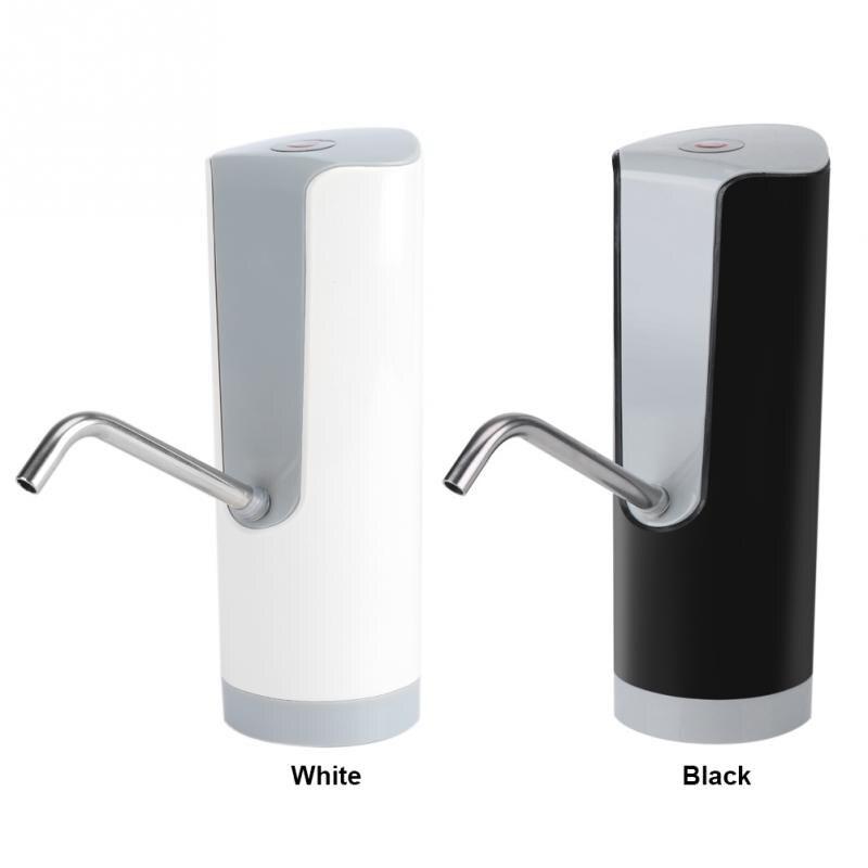 Sanitär 5 V 4 Watt Elektrische Flasche Wasser Pumpe Automatische Flasche Trinkwasser Pumpe Dispenser Top Schalter Taste Tragbare Wasser Für Flasche Eine VollstäNdige Palette Von Spezifikationen Pumpen, Teile Und Zubehör