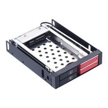 Dual 2.5 aluminum sata hard disk 3.5 case hdd dock 1TB hdd 2.5 internal hdd mobile rack