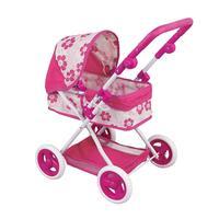 Kidlove Baby Stroller Simulation Play Toy Girl Kids Children Pretend Baby Doll Stroller Pram Pushchair