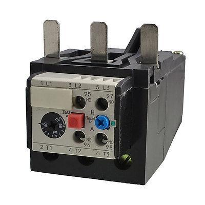 цена на JR28-80 57A 40-57A Current Range Thermal Overload Relays