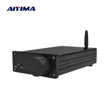 AIYIMA TPA3255 Bluetooth 5,0 мини усилитель мощности аудио Плата AMP 325Wx2 стерео класса D домашние усилители DAC PCM5102 декодирование