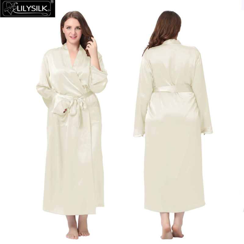 1000-beige-22-momme-lacey-cuff-full-silk-robe-plus-size-01