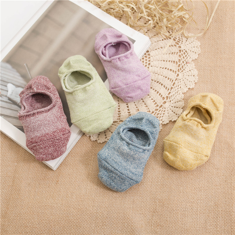 e4672eea48 Detail Feedback Questions about Fancy Color Low Cut Socks Hipster ...